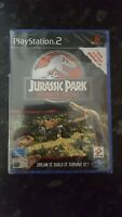 Jurassic Park Operation Genesis - PS2 Playstation 2 PAL UK Sealed Game