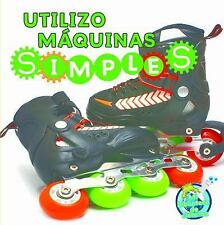 Utilizo M?quinas Simples  (ExLib) by Buffy Silverman