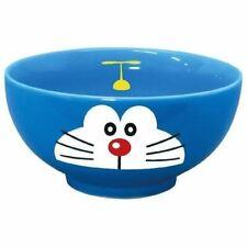 Japan Made Doraemon Snoopy Headform Ceramic Rice Bowls