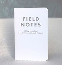 Field Notes Northerly Edition (Winter 2011) Notebook