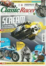 CLASSIC RACER No.189 J/Feb 2018 (NEW COPY)*Post included to UK/Europe/USA/Canada