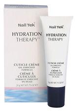 Nail Tek HYDRATION THERAPY Cuticle Creme - .75oz - 55554