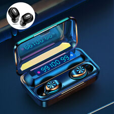 Earbuds Bluetooth Support Xiaomi / Iphone Headsets Headphone Wireless Charge Box