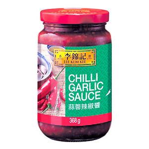 Chili Knoblauch Sauce 383g Lee Kum Kee Chilli Garlic Sauce LKK