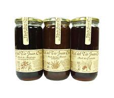 Pure Natural Raw Chestnut, Heather & chêne miel d'Aragon d'Espagne 910 g