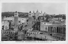 Spain Exposicion Internacional de Barcelona 1929 Entrance to the Exhibition