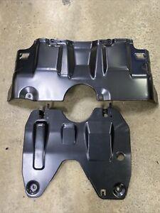 2005 - 2021  Toyota Tacoma OEM Factory Skid plate Slightly Used