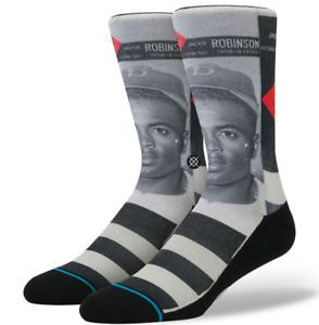 STANCE NEW Mens Citizen Jackie Robinson Socks Tan BNWT