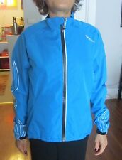 SUGOI Women's RPM Waterproof Lightweight Cycling Rain Jacket Long Tail SMALL