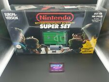 NINTENDO - NES - KONSOLE - SUPER SET - CIB - OVP - TOP - MINT - PAL - ORIGINAL