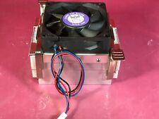 TAI SOL  Socket 478 CPU Cooler Fan with Heatsink  3 pin Connector