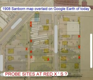 Fort Smith, Arkansas~Sanborn Map© sheets~84 maps on a CD~made in 1908 in color