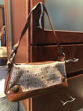 XOXO Small Tan And Brown Handbag Pu
