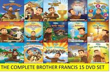 "BROTHER FRANCIS COMPLETE(15) DVD SERIES COMBO:INCLUDING ""CONFIRMATION""15-DVD SET"