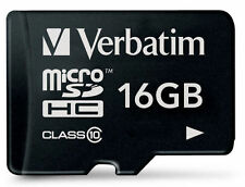 16GB Speicherkarte für HTC One M8, One Mini 2, Samsung Galaxy S3, S4, S5 Class10
