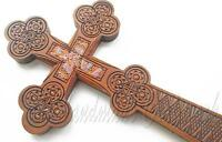 New Exclusive Wooden Handmade Wall Inlaid Cross Crucifix with *JESUS CHRIST*