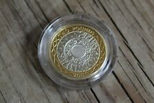 2000 Solid Silver Proof £2 Two Pound Coin