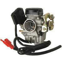 50cc  Carb Carburetor For Kymco Baotian Qingqi QM50QT-6V JCL Vento