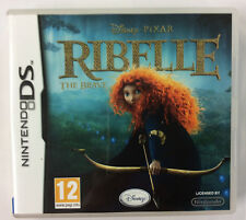 RIBELLE The Brave  Disney Pixar Nintendo DS in Italiano