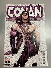 Conan The Barbarian #2 (2019) Marvel 1:25 Chris Bachalo Variant VF/NM
