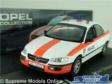 OPEL OMEGA MODEL CAR POLIZEI POLICE 1:43 SCALE IXO COLLECTION VAUXHALL K8