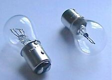 REAR SIDE STOP - BRAKE SIDE - BULBS x 2 12volt 21/5 watt bulb