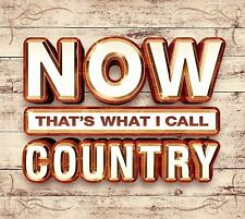 NOW THATS WHAT I CALL COUNTRY (Various Artists) 3 CD SET (24th November 2017)