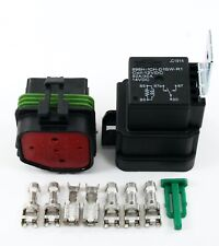 Delphi  50/30 Amps Weatherproof Automotive Relay & Socket Kit
