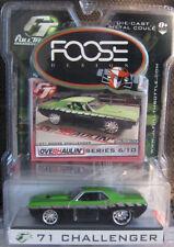 1:64 Johnny Lightning FULL THROTTLE FOOSE '71 Dodge Challenger