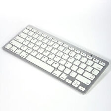 Ultra Wireless Keyboard Bluetooth 3.0 for Apple iPad/iPhone Series/Mac Book