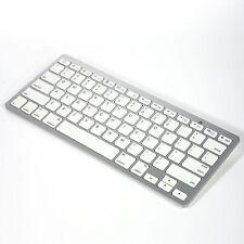 Wireless Bluetooth Tastatur Keyboard Handy Tablet Slim Design Bluetooth 3.0