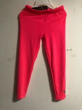 Nike Dri Fit Girls Kids Pink Check Legging, Size 6