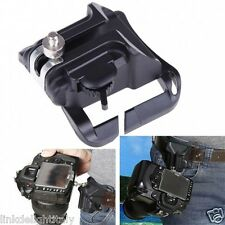 Waist Belt Buckle Clip Strap Hanger Holder for DSLR Camera Canon Nikon Sony