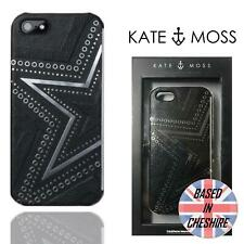 Kate Moss Star Case for Apple iPhone 5 5S SE Hard Tough Luxury Black Cover