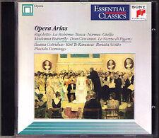 KANAWA CORTRUBAS SCOTTO DOMINGO WIXELL Puccini Verdi CD Borma Otello La Boheme