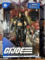 GI JOE Zartan Classified Series NEW Hasbro Action Figure Toy Collectible