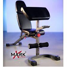 Xmark FID Flat Incline Decline Weight Bench & Preacher Curl XM-4417 NEW