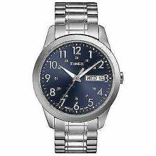 Timex Acqua 36 mm Silver Case Silver Strap