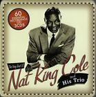 COFFRET EN FER (TIN BOX) 3 CD 60T THE VERY BEST OF NAT KING COLE DE 2010