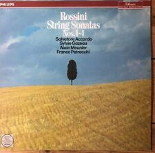 420 008-1 Rossini String Sonatas 1-4 / Accardo / Gazeau, etc.