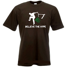 SCOOTER TRICKS BELIEVE THE HYPE KIDS AND ADULT TSHIRT