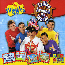 Sailing Around the World by The Wiggles (CD, Sep-2005, Roadshow Entertainment)