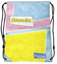 BROWNIE ADVENTURES SLING BAG OFFICIAL BROWNIES UNIFORM GIRLGUIDING NEW