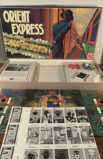 VINTAGE ORIENT EXPRESS BOARD GAME BY JUMBO 1987 RARE
