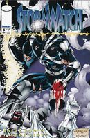 IMAGE COMIC STORMWATCH #5 NM UNREAD #70305-5 BR1