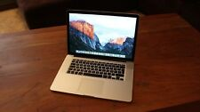 Apple MacBook Pro Late 2013 - 15 Zoll - 256 GB