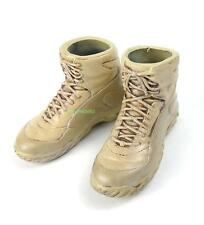 1/6 Scale Oakley Assault Boots (Tan) From Hot Toys Seal Team 2 HALO Jumper