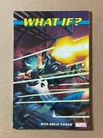 What If? With Great Power by Leah Williams Marvel Graphic Novel TPB