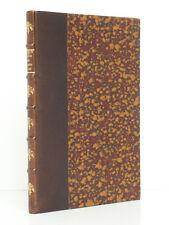 Souvenirs sur les Croix de bois. Roland DORGELÈS. Cité des Livres 1929. Ex. num.