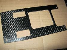 RS5 Formel 1 F1 Carbon Oberdeck groß Tank NEU 12021 RS 5 1:5 Chassis Kohlefaser